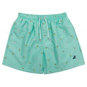 Green Pineapples Swimsuit