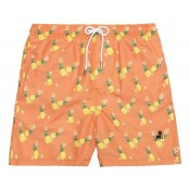 Orange Pineapples Swimsuit