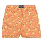 Bañador Naranja Piñas