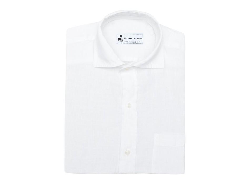 Hamptons 1P Linen Shirt