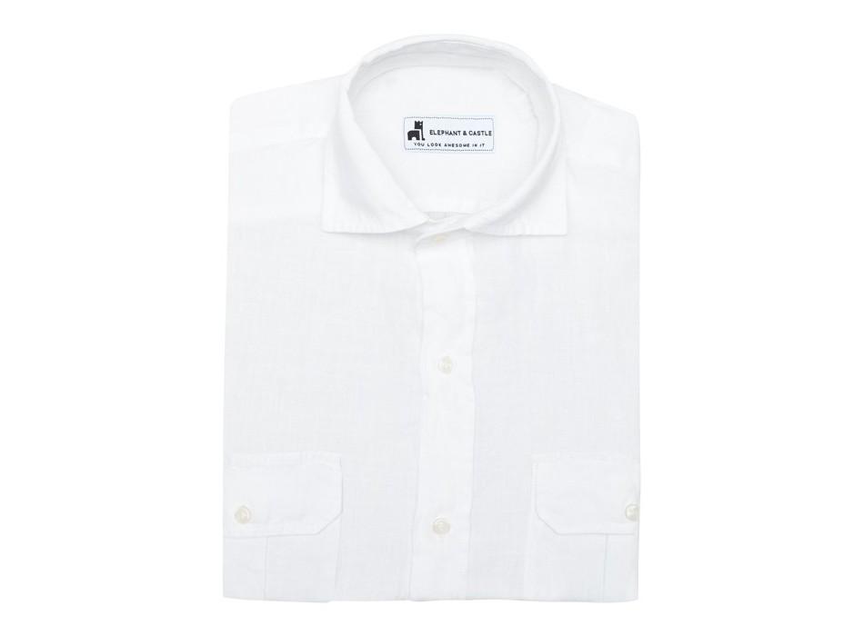 Hamptons 4P Linen Shirt