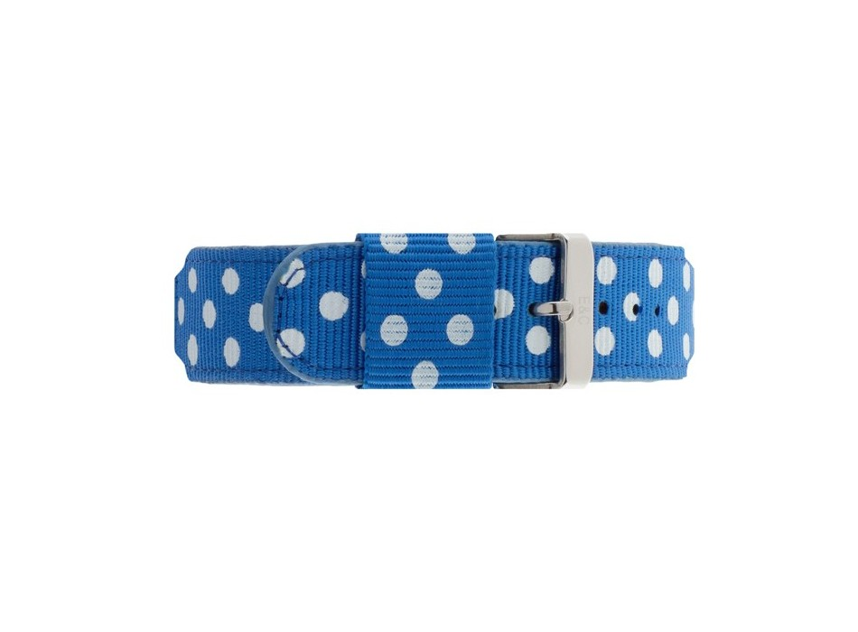 Nylon Blue Dots
