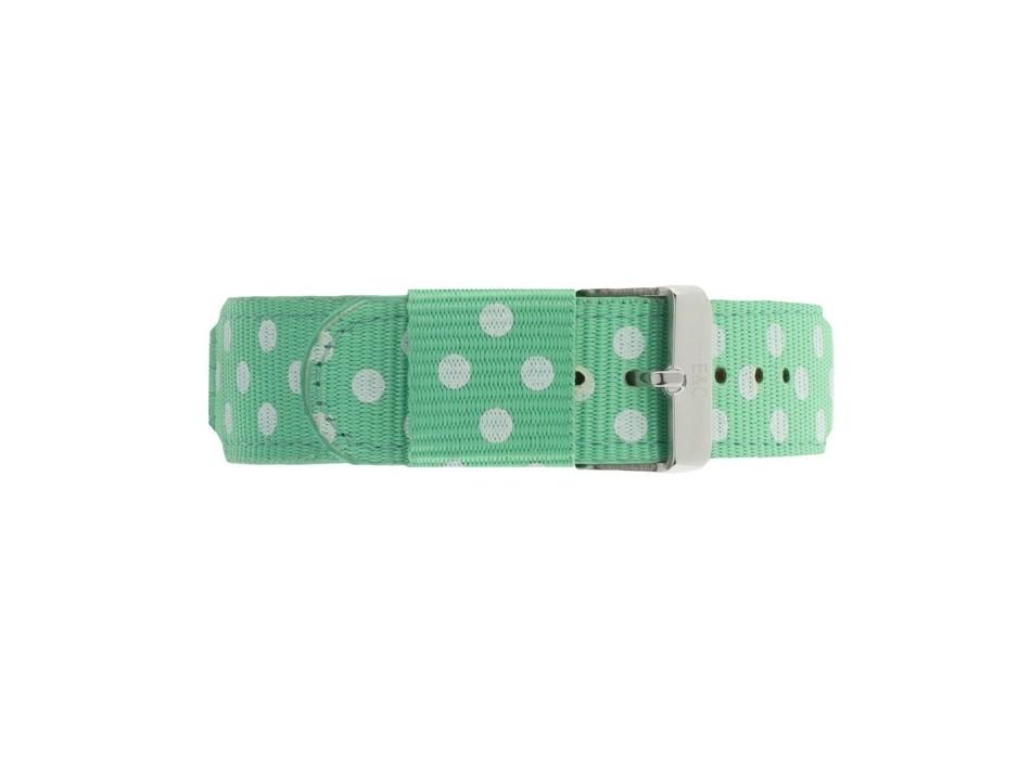 Nylon Green Dots