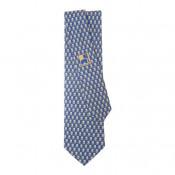 Blue Lion Tie