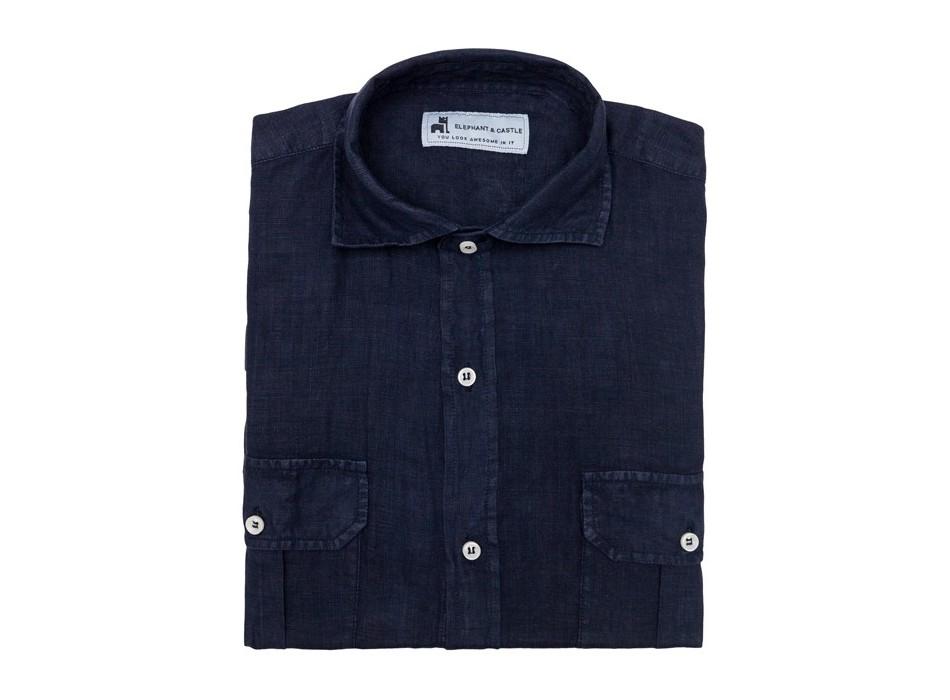 Montana 4P Linen Shirt