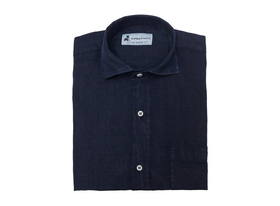 Montana 1P Linen Shirt