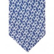 Corbata Blue Chain