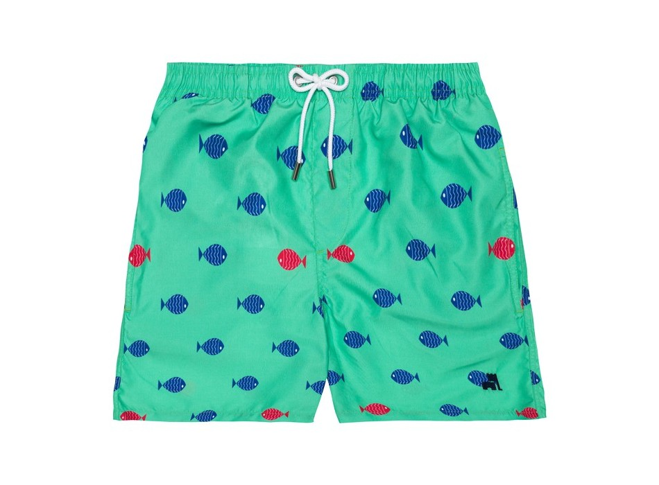 SW Green Fish