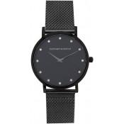 Milanese Vlack Swarovski Watch