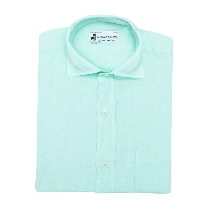 Camisa Lino Key West 1P