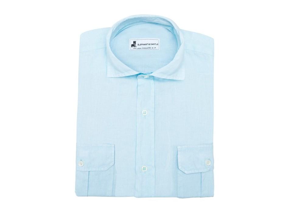 La Ola 4P Linen Shirt