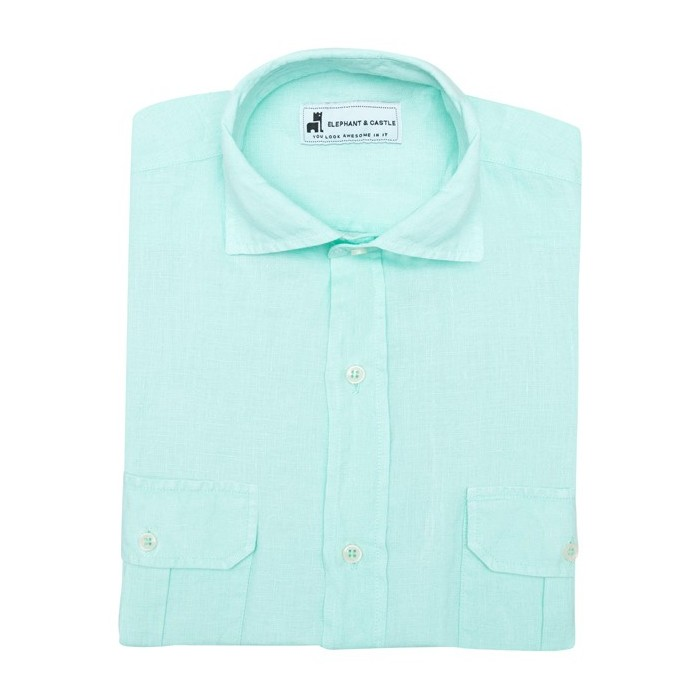 Key West 4P Linen Shirt