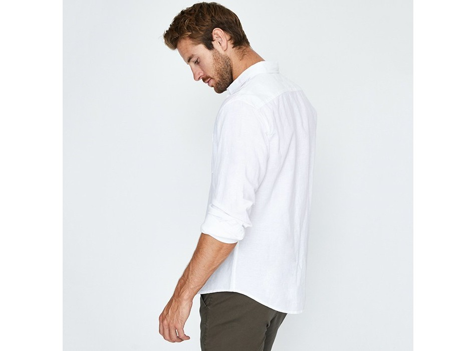 Hamptons 4P Linen Shirt