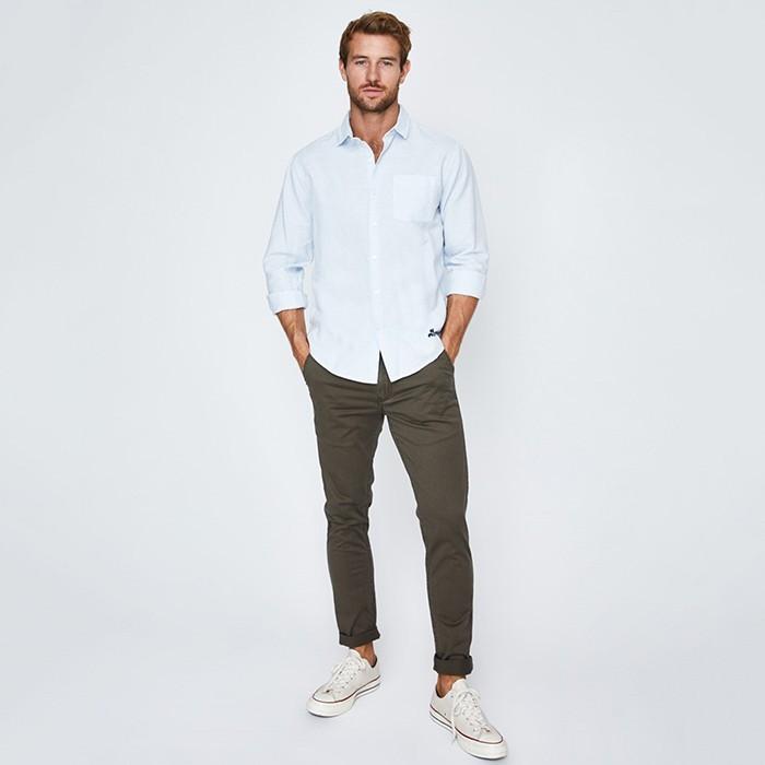 La Ola 1P Linen Shirt