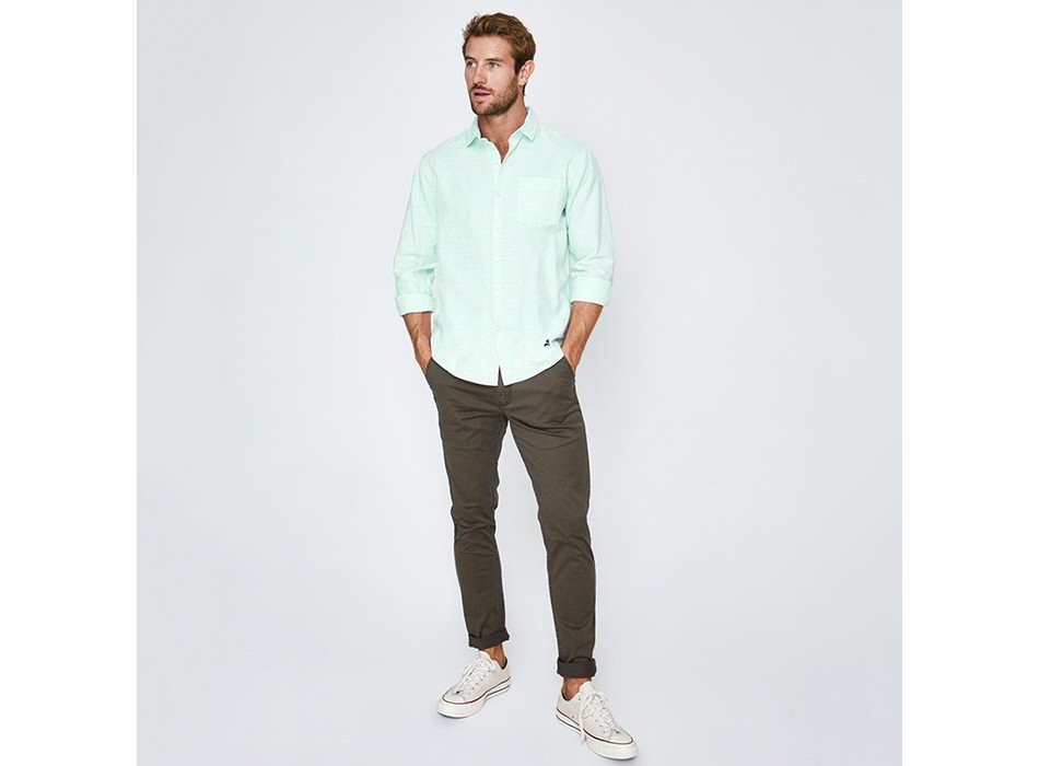 Key West 1P Linen Shirt