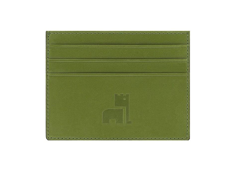 Olive Nappa Card Holder
