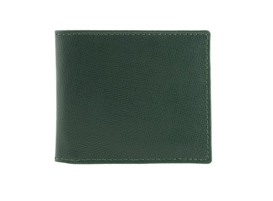 Piel Saffiano Green