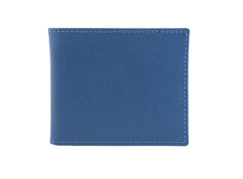 Piel Saffiano Blue